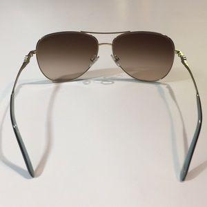 7f2a68b9e8c7 Accessories - 🕶 Tiffany   Co. Gold Aviator Pilot Sunglasses